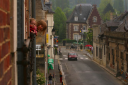 Royalty Free Photo of a Street in France