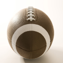 Royalty Free Photo of an American Football