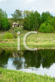 Royalty Free Photo of a River