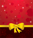 Illustration Christmas packing or background - vector