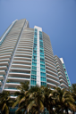 Royalty Free Photo of High Rise Apartments in Miami