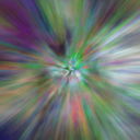 Abstract art backgrounds. digitally-painted background.