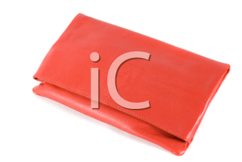 Royalty Free Photo of a Red Clutch