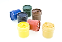 Royalty Free Photo of Watercolor Paints Set