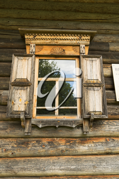 Museum of Russian wooden architecture.