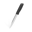 Chef's knife on white background
