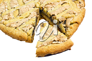 Royalty Free Photo of a Pie