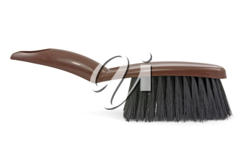 Royalty Free Photo of a Brown Brush
