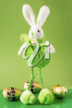 Royalty Free Photo of an Easter Bunny