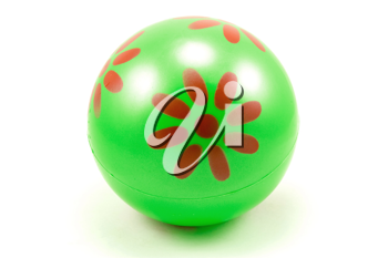 Royalty Free Photo of a Rubber Ball