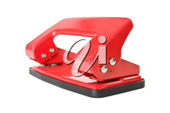 Royalty Free Photo of a Paper Hole Puncher