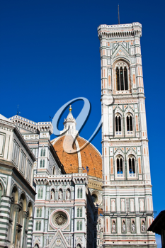 Royalty Free Photo of Duomo Santa Maria Del Fiore in Italy