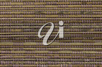 abstract Bamboo board or mat background