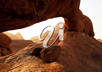 Royalty Free Photo of an Arch