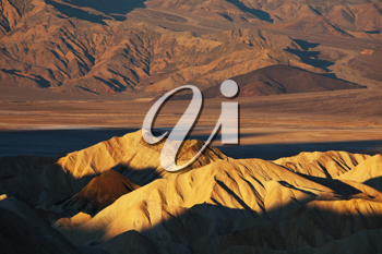 Royalty Free Photo of Death Valley
