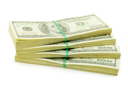 Royalty Free Photo of a Lot of Money