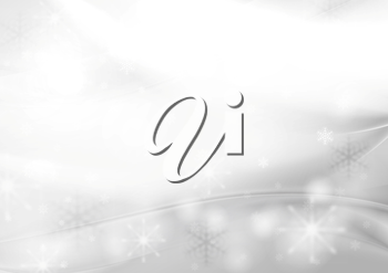 Shiny grey pearl Christmas background. Vector design