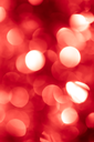 red holiday background bokeh