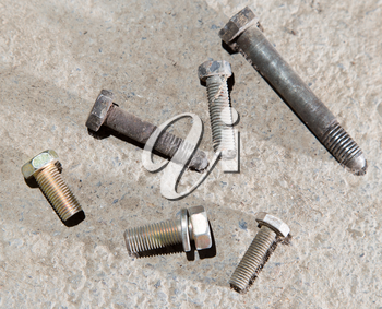 old bolts
