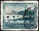 CHINA - CIRCA 1956: A Stamp printed in CHINA shows the