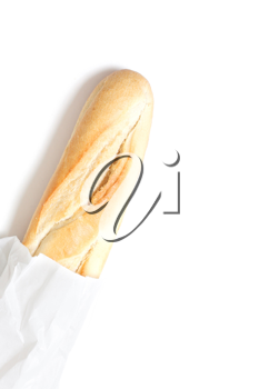 Royalty Free Photo of a Baguette
