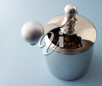 Royalty Free Photo of a Coffee Grinder