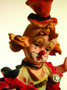 Royalty Free Photo of a Toy Clown