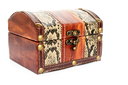 Royalty Free Photo of a Chest
