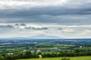 View of Blackstairs Mountains from Kilkenny County