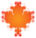 maple-leaf (from dots design series)