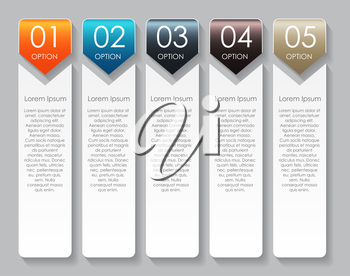Infographic Design Elements for Your Business Vector Illustration. EPS10