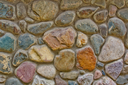 The texture of the stones. Abstract background