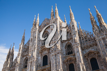 Milan Cathedral is the cathedral church of Milan, Lombardy, Italy