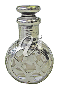 Royalty Free Photo of a Decorative Perfume Bottle