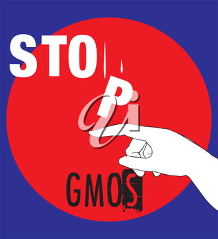 No GMOs Concept Design, AI 10 supported.
